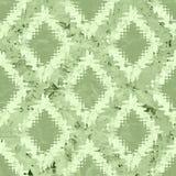 Grungy stammen naadloze patroonachtergrond Royalty-vrije Stock Fotografie