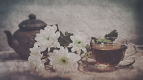 Grungy still life Royalty Free Stock Photo