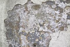 Grungy stone wall Stock Photography