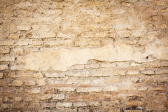 Grungy street wall Royalty Free Stock Image