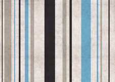 Grungy Striped Background Stock Photo