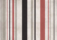 Grungy Striped Background Stock Image