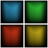 Grungy striped backgrounds Stock Photos