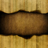 Grungy striped paper background. Royalty Free Stock Image