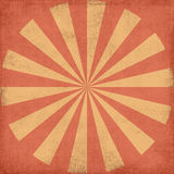 Grungy sunburst Royalty Free Stock Image