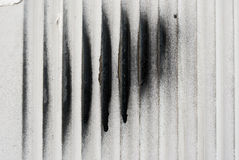Grungy surface with copyspace Stock Image