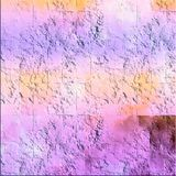 Grungy surface with patched colors. Art sheet background for creative looks. Abstract paper texture. vector illustration
