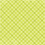Grungy tartan pattern paper Stock Photography
