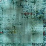 Grungy teal background Royalty Free Stock Photos