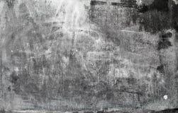 Grungy textur för metallplatta Arkivfoto
