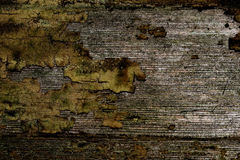 Grungy texture. Dark wooden grungy background texture stock image