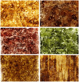Grungy Texture Backgrounds royalty free stock photo