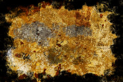 Grungy texture wall. (Great for backgrounds or designs Stock Photo