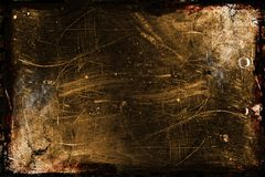 A grungy textured background Royalty Free Stock Photos