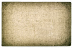 Grungy textured paper background. Photo card edges vignette Royalty Free Stock Photos