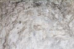 Grungy texturerad bakgrund för smutscement vägg Arkivfoton