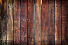 Grungy timber wall Royalty Free Stock Photo