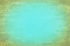 Grungy turquoise paper texture background Royalty Free Stock Images