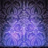 Grungy uitstekend behang vector illustratie