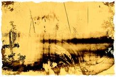 Grungy uitstekende achtergrond stock illustratie