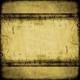 Grungy uitstekende achtergrond royalty-vrije illustratie