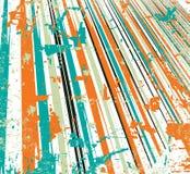 Grungy vector achtergrondillustratierooster royalty-vrije illustratie