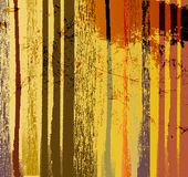Grungy vector background Stock Photography