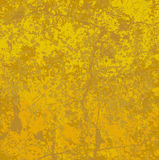 Grungy vector background in warm colors Stock Photo