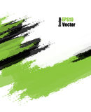 Grungy Vectorachtergrond stock illustratie
