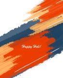 Grungy vectorontwerp royalty-vrije illustratie