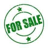 Grungy verkoopzegel vector illustratie