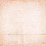 Grungy vintage antique distressed paisley paper Stock Image