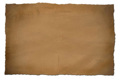 Grungy Vintage Paper. Rough and grungy looking paper background Stock Photos