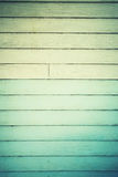 Grungy vintage wooden wall background Stock Images