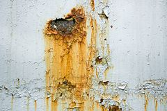 Grungy wall Stock Photo