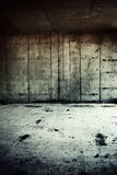 Grungy wall. Fragment of grungy concrete wall Royalty Free Stock Photo