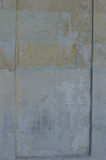 Grungy wall background or textured, concrete, grey plaster, cement construction. Stock Photo