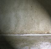 Grungy wall and floor Stock Photography