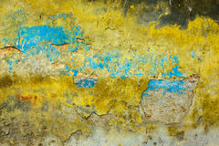 Grungy wall texture Stock Photo