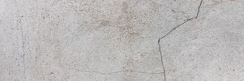 Grungy weathered shabby plastered peeled dirty wall banner background stock images