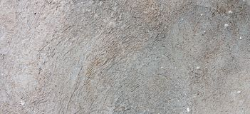 Grungy weathered shabby plastered peeled dirty wall banner background royalty free stock image