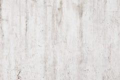Grungy weißer Betonmauerhintergrund Stockfotografie