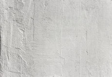 Grungy white horizontal background. Chalk whitewash grunge horizontal background Stock Photo
