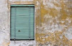 Grungy window Royalty Free Stock Image
