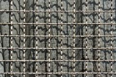 Grungy Wire Mesh Royalty Free Stock Images