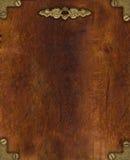 Grungy wood background Stock Photos