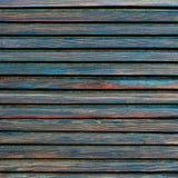Grungy wood plankor Royaltyfri Fotografi