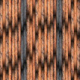 Grungy wood planks floor Stock Images
