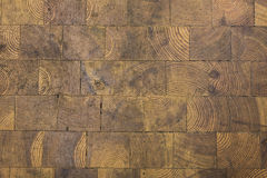 Grungy wooden floor background Stock Images
