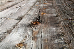 Grungy wooden textured background Royalty Free Stock Photo